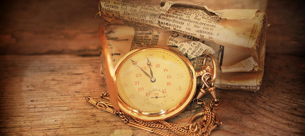 Der Tod ist gewiß, doch ungewiß die Stunde. Mors certa, hora incerta.